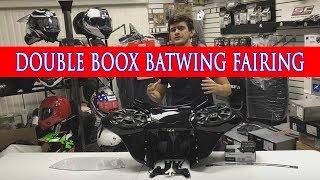 2013 Suzuki Boulevard C90T BOSS w/ Tsukayu Batwing Fairing