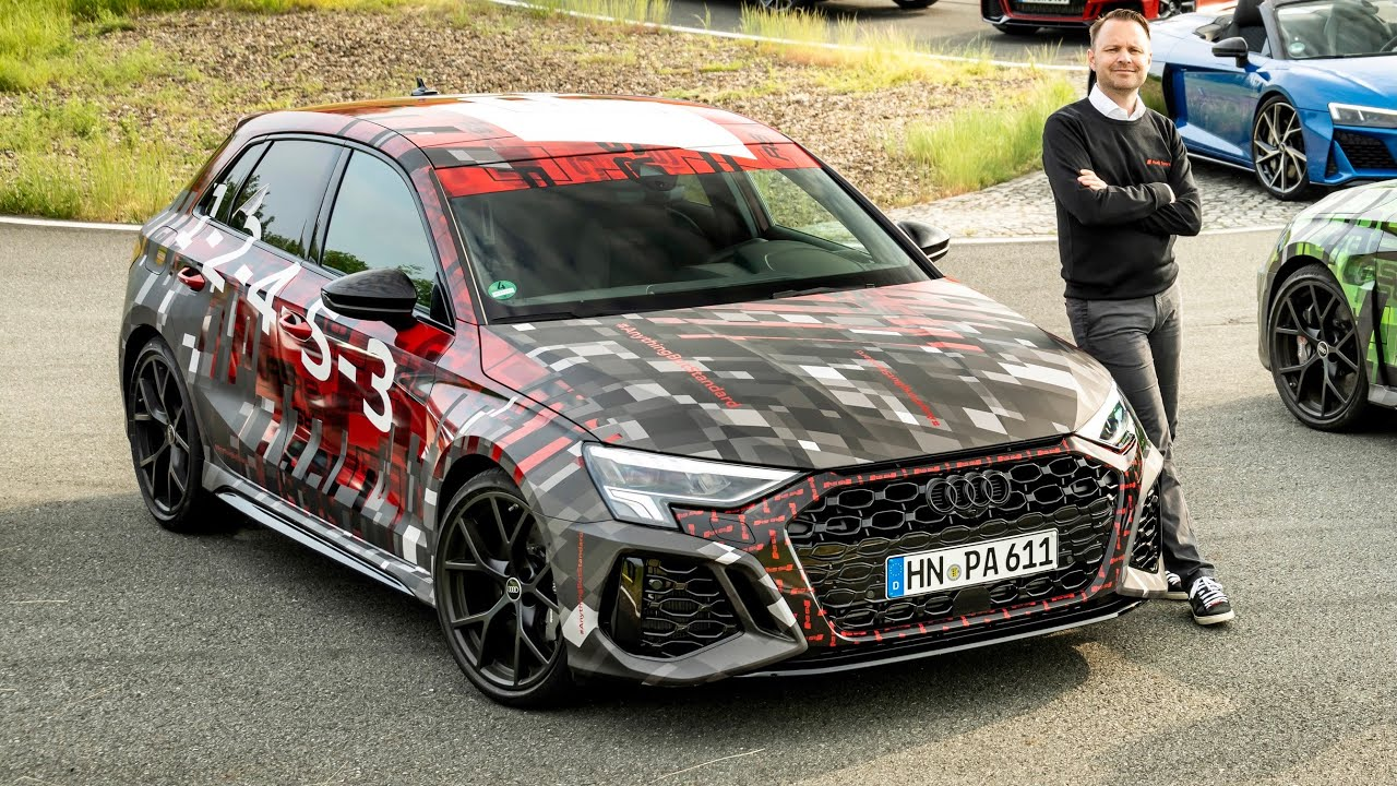 New AUDI RS3 Sportback & RS3 Sedan 2022 - FIRST teaser & RELEASE DATE