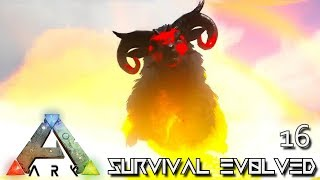 ARK: SURVIVAL EVOLVED - FABLED GRIFFICORN & APEX INDOMINUS