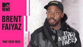 Brent Faiyaz on 'Crew', Artistic Independence & His Musical Inspirations | THAT NEW NEW | MTV News