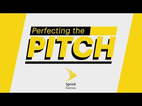 The secret to making a great pitch