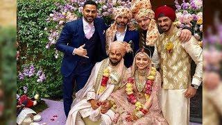 विराट ने अनुष्का से की शादी, देखें Wedding की 10 PHOTOS