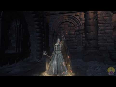Dark Souls 3 Cleric's Sacred Chime review/showcase