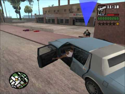 Grand Theft Auto: San Andreas - Part 3 [HD]
