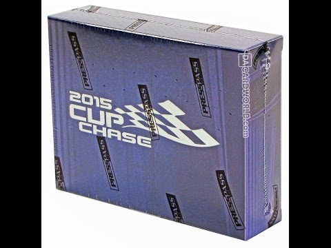 2015 Press Pass Chase for the Cup Unboxing