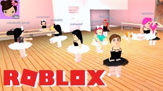 Roblox Ballet Roleplay Game - Royal Ballet Academy Dress up Game for Kids