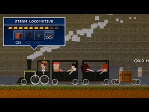 The Blockheads: Longest Train Ride