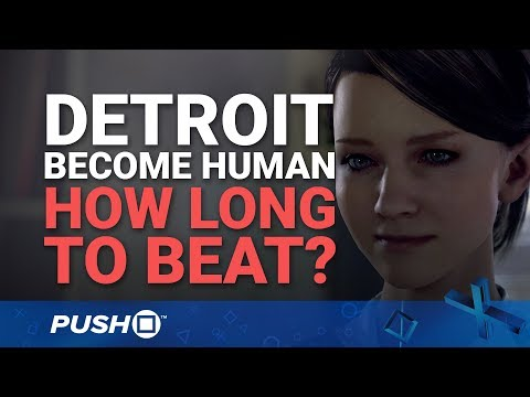 Detroit: Become Human PS4: How Long Does It Take to Beat? | PlayStation 4