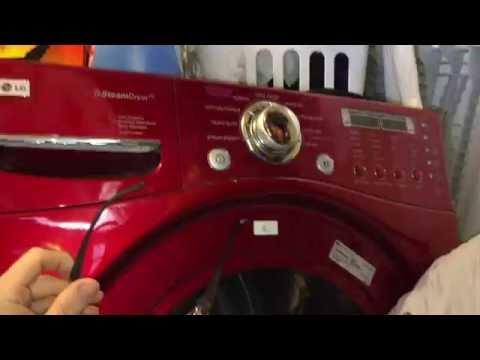 LG Dryer Drum Snagging Clothes - DIY FIX
