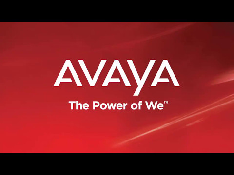 How to restart the voice service on an Avaya message store using the CLI