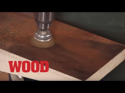 Removing rust from cast-iron tables - WOOD magazine