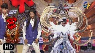 Dhee Jodi |26th April 2017 | Full Episode | ETV Telugu