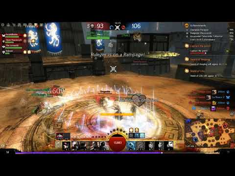 Guild Wars 2 Daily PvP 2017 10 20 Thief 1