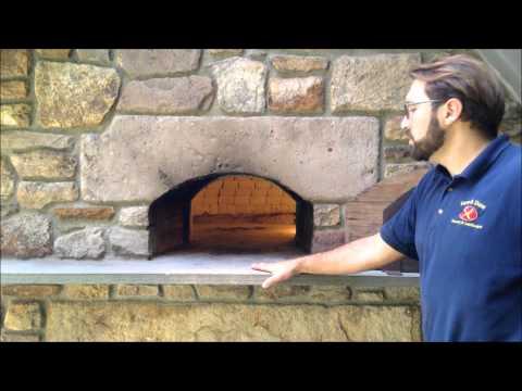 Italian Style Brick Oven