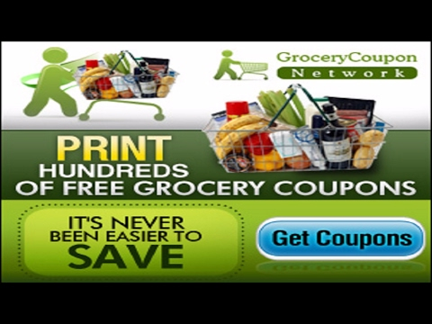 Grocery Coupon Network |best place to find grocery coupons