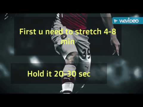 Soccer/football Workout! How to get stronger legs at home