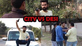 City Boys vs Desi Boys | Karamjale