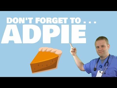 ADPIE - NURSING PROCESS EXAMPLES (how to always know what to do next)
