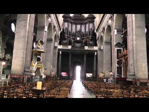 Paris: Sakrileg - Schauplatz : Kirche Saint-Sulpice  Sacrilege: original site - Da Vinci Code
