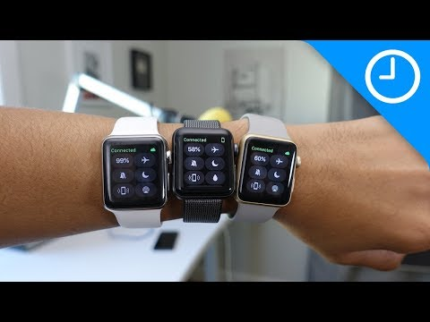 Apple Watch Series 1 vs Series 2: Which should you buy? [9to5Mac]