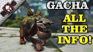 Ark Element Gacha