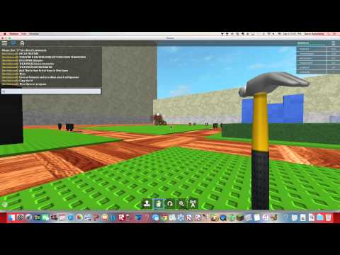 [ROBLOX] How To Get Any Gear On Roblox Building Exploit For Mac