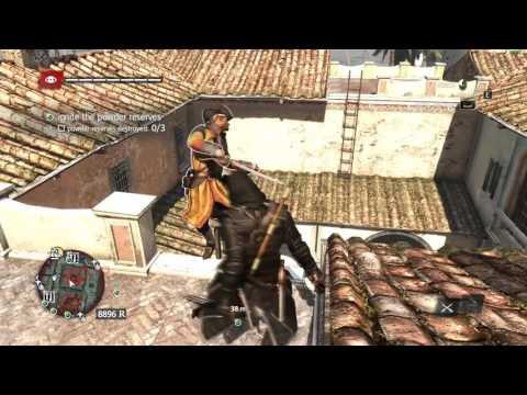 Assassin's Creed IV l Glitch #2