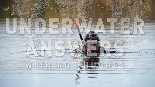***CARP FISHING TV*** Underwater Answers with Rob Hughes.