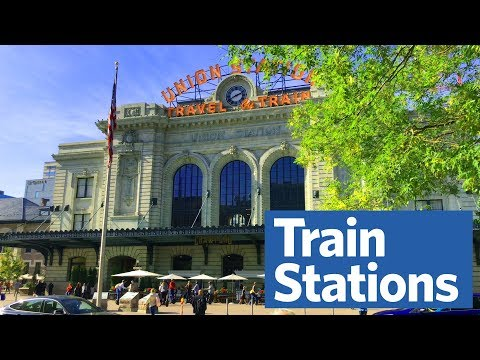 Train stations are making a comeback. But why?