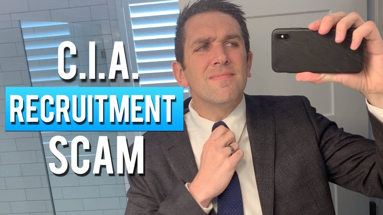 The C.I.A. Tried to Recruit Me!