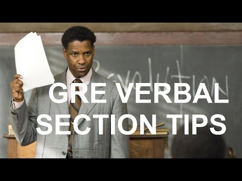 GRE VERBAL SECTION - TIPS and STRATEGIES to score 160+ | Personally Verified | MS in US | Top 5