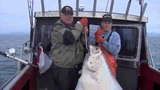 Nfl S Larry Csonka Catches Cook Inlet Halibut