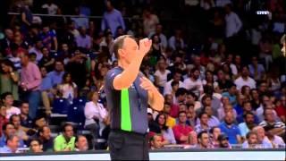 FIBA 2014 World Cup 2014 Final USA vs Serbia HD