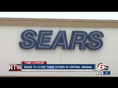 Sears to close three Indiana locations including Castleton Square Mall