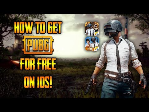 How to Get PUBG for FREE on iOS!