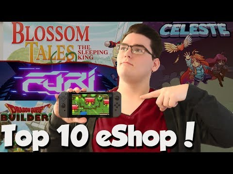 Top 10 GREAT Nintendo Switch eShop Games WORTH Buying!