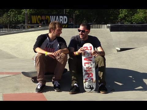 LANCE LIVE SKATE SUPPORT SPEED OLLIES