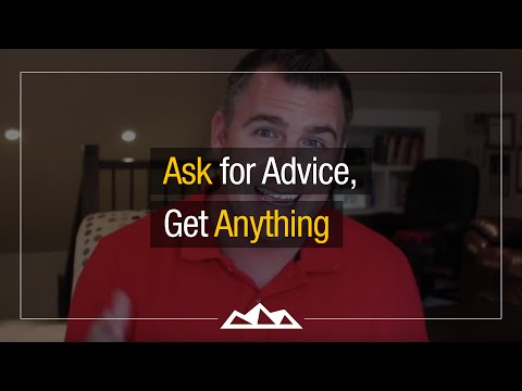 How To Get Anything You Want In Life (Using Advice) | Dan Martell