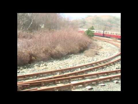 Ffestiniog Railway Easter 2010.avi