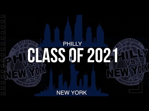Philly vs New York   Class of 2021   2017