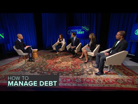 Student and credit card debt: How to manage it