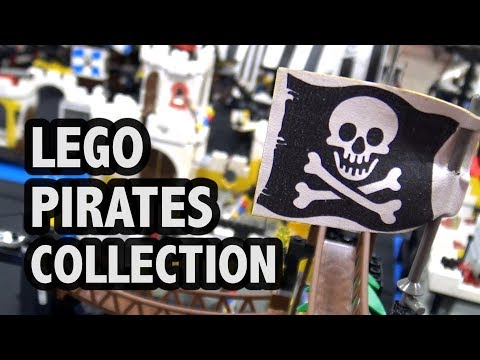 Every LEGO Pirates Set Ever Made!