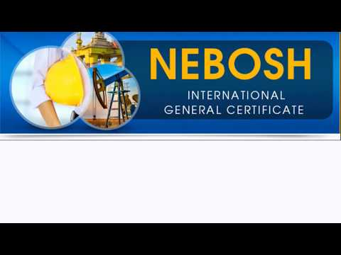 Get a job with high package by taking Nebosh