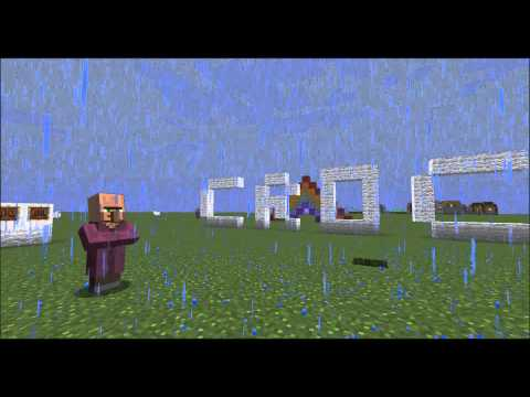 I luv crocs (MineCraft Music Video)