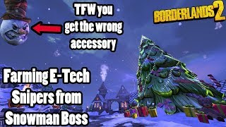 Borderlands 2: Bore Killing Hyperius for a new Norfleet, get