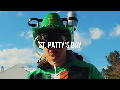 HE RUINED HIS YEEZY'S - St.Patty's Day Special!