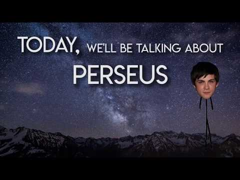 Perseus Constellation Myth