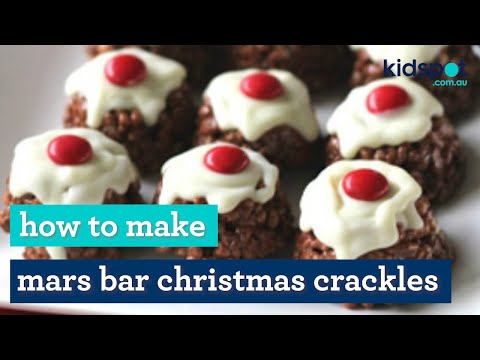 Easy Christmas recipe: How to make Mars Bar Christmas crackles