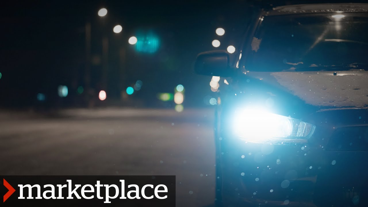 Bright headlights and tinted car windows: How safe are you on the road? (Marketplace)