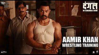 Dangal | Aamir Khan Wrestling Training  | In Cinemas Now